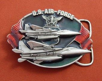 Vintage U.S. Air Force Belt Buckle