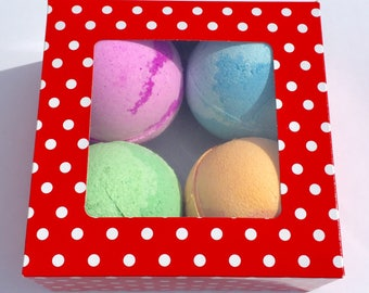 Mother's Day Bath Bomb Gift Set