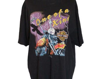 Vintage 1991 Harley Davidson T-shirt