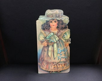 Dolly At Home ABC antique reproduction