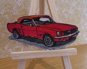 American Ford Muscle Car Patch.