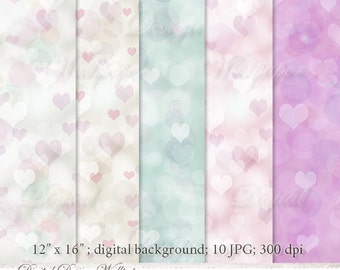 Valentines,Valentine,Photo Background,Backdrop Bokeh,Bokeh Overlay,Bokeh Digital Backdrop,Photo Backdrop,Backdrop,Bokeh Backdrop,Heart Bokeh