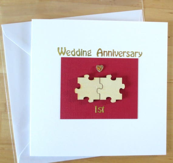 9th Anniversary Gifts For Husband: Wedding Anniversary Card 1st Wedding Anniversary First
