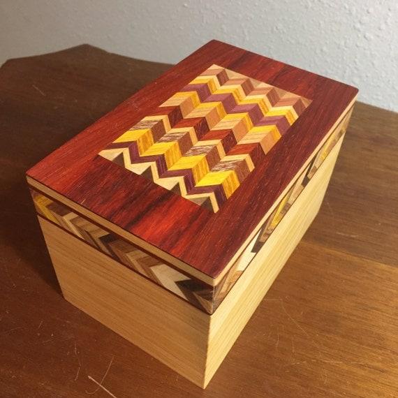Decorative Recipe Box 2
