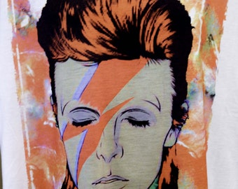 Fab David Bowie shirt gift, shirt, shirts, gift,david bowie shirt, david bowie t shirt, tshirts, t shirts, t-shirts,tees,tshirt,t shirt.