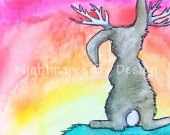The Lonely Jackalope.