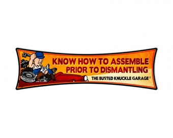 Know How To Assemble