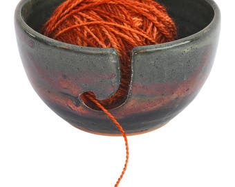 Moonscape Yarn Bowl