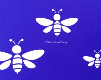 List 2 - Assorted Bee stencils *Free gift with every order*