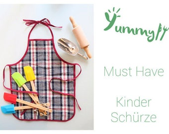 Classic apron for kids
