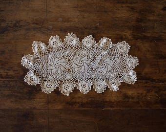 Vintage Hand-made Doily