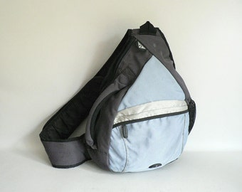 Canvas Backpack Sling Bag