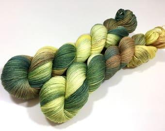 Merino/Silk LACE 765y/100g, handdyed