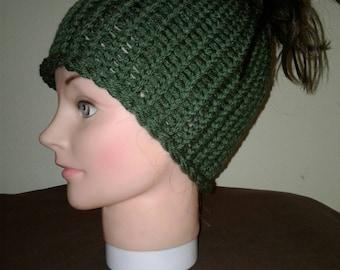 Bun Hat