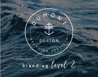Logo Design - Branding Package - Logo Design Custom - Custom Logo Design - Branding Kit - Custom Logo Design - Graphic Design - Packaging