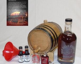 2 Liter Oak Barrel Flavoring Gift Set