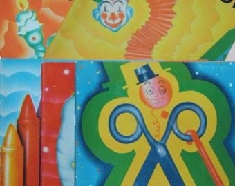 Set of Five Vintage Children's Books