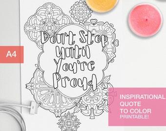 Printable Color books