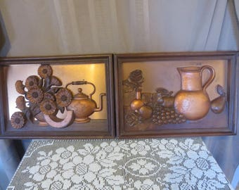 Coppercraft Guild Pictures (Set of 2)