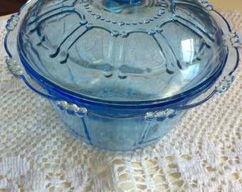 Vintage Covered Dish