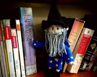 Crochet Wizard Doll