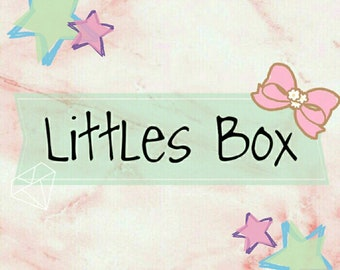 Little Box/ Upgrade! with Adult Accessory, ddlg, abdl, little