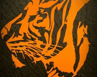 Vinyl Decal - Tiger