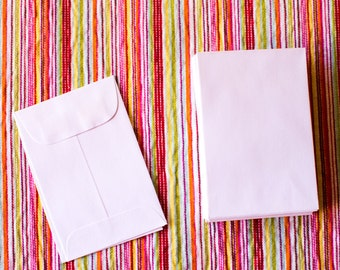 Coin Envelopes #24 (3in x 4 1/2in) - Pack of 25