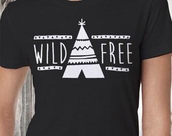 Wild & Free TeePee