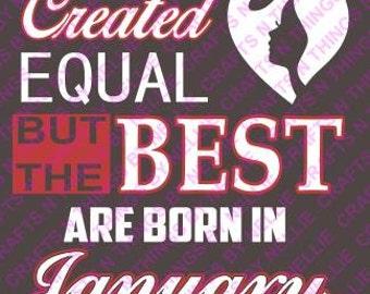 Nurse Monthly Birthday - January