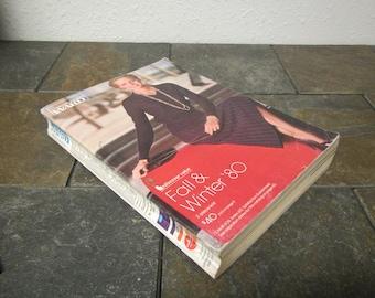 1980 ** Montgomery Ward Fall and Winter Catalog ** sj