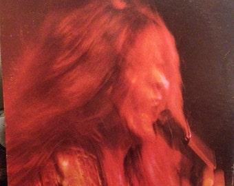 """Janis Joplin- """"I Got Dem Ol' Kozmic Blues Again Mama"""", 33 rpm 12"""" classic rock album, """"Try (Just a Little Bit Harder)"""", """"Kozmic Blues"""""""