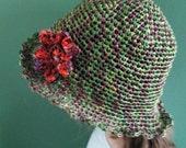 chapeau de paille, taille enfant,Bulle&Funambule