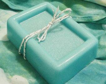 Sea Nymph || All Natural Goat's Milk Soap || Moisturizing Soap || Fresh Ocean Scent
