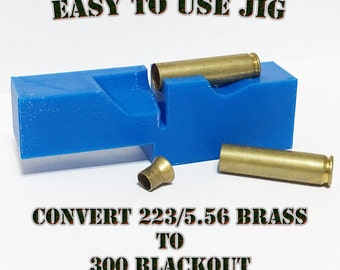 SALE! 300 Blackout Trimming Jig for 2'' Chop Saw - Auto Eject Scratchless Design