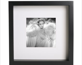 Marlene Dietrich photo print   Use in IKEA Ribba frame   Looks great framed for gift   Free Shipping   #5