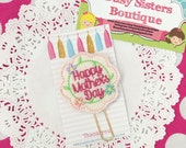 Planner clip - happy mothers day