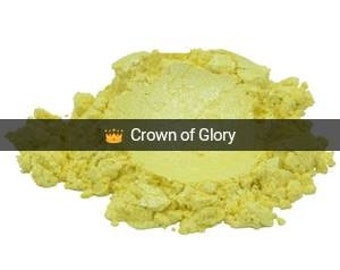 Mineral Pigment: Crown of Glory