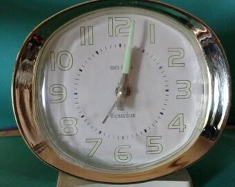 Vintage Westclox Big Ben clock