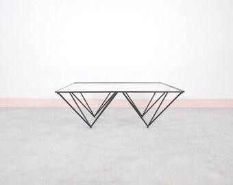 """Paolo Piva """"Alanda"""" Coffee Table for B&B Italia"""