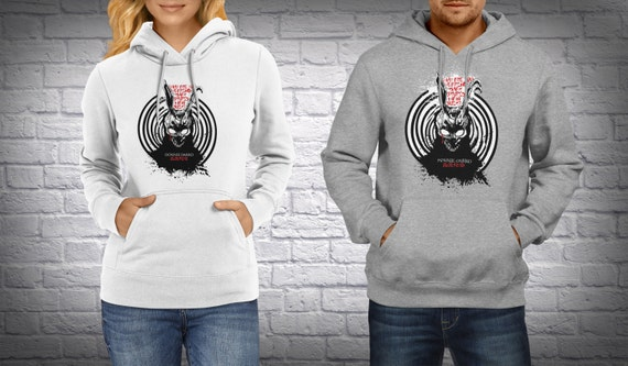Donnie Darko Movie Hoodie [Donnie Darko Hoodie / Donnie Darko] UNISEX