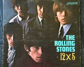 The Rolling Stones. 12 by 5