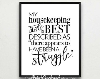 Housekeeping Quotes Housekeeping Quotes Delectable 11 Famous Quotes About Cleaning And .