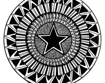 Captian America logo