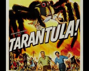 Tarantula! - drive-in movie poster print 11x17