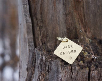 Bark Ranger Pet Tag