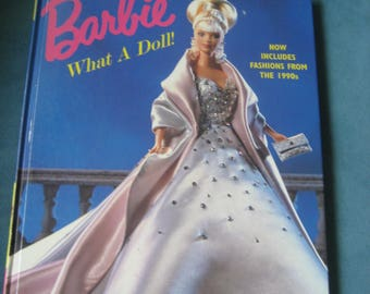 Barbie What A Doll Large Hardcover