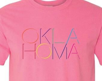 OKLAHOMA Type Design