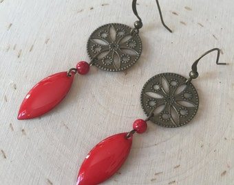 Earrings - model Palencia - earrings