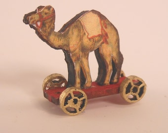 Miniature 1:12 Scale Camel Pull-Toy KIT